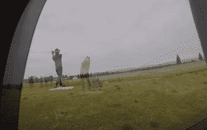 what is a good golf score for beginners