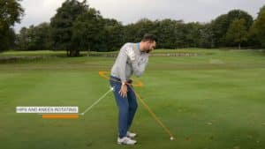 golf exercises at home