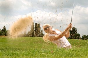 how to play golf for dummies